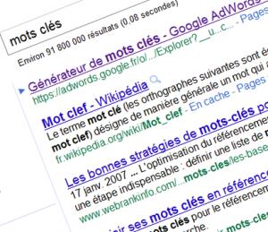 les meilleurs mots clés google, les mots-clés les plus recherchés sur google, mots-clés google