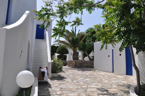 bungalow, club affiliation pro, crète