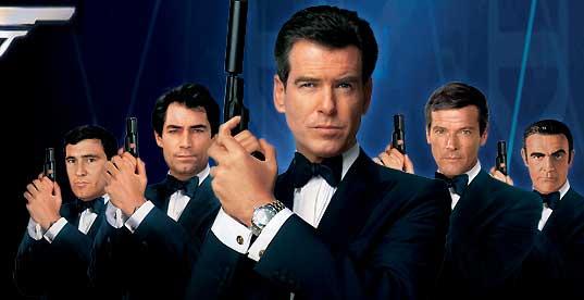 James Bond, Olivier Jadzinski, euKlide, Astuces et Découvertes
