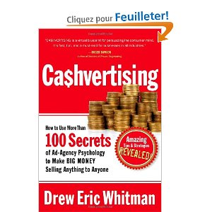 cashvertising, drew eric whitman