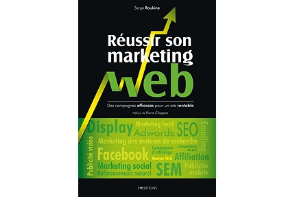 Russir son marketing web, serge roukine