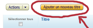 amazon kdp, kindlle, publier sur kindle