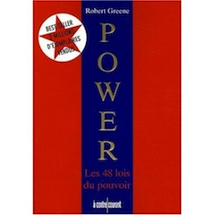 power les 48 lois du pouvoir, robert greene