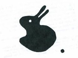 lapin canard, ancrage