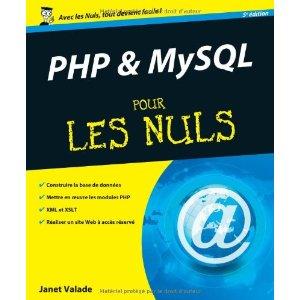 php et mysql pour les nuls