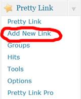 pretty link, masquer lien affiliation