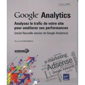 google analytics, Ronan Chardonneau