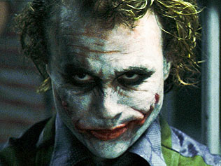 le joker, batman, the dark knight, raconter des histoires, adapter son argumentaire à sa cible
