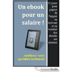 un ebook pour un salaire, nicolas boussion, kindle