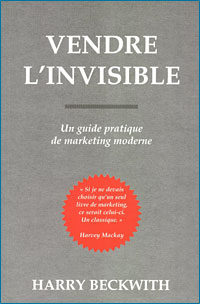 vendre l'invisible, harry beckwith