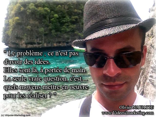Olivier Navatte, citations de blogueurs