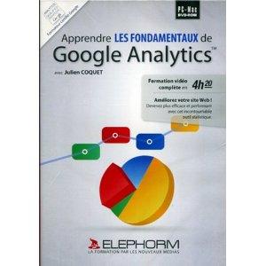 apprendre Google Analytics, apprendre les fondamentaux de google Analytics, Julien coquet
