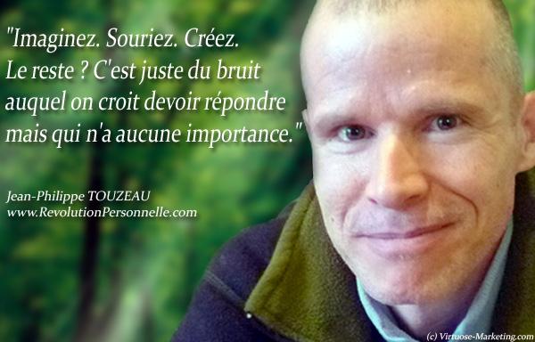 jean-philippe touzeau, citations blogueur