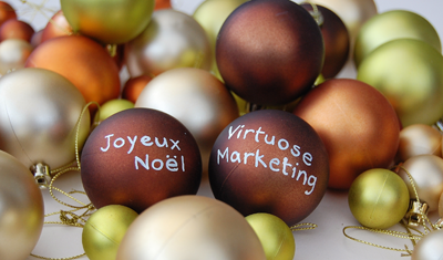 joyeux noel webmarketing