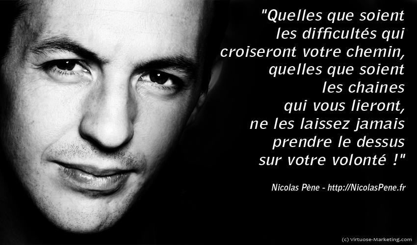 Nicolas Pène, citations de blogueurs