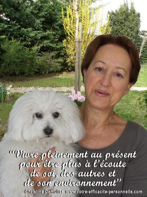 christine dumelier, citation de blogueur