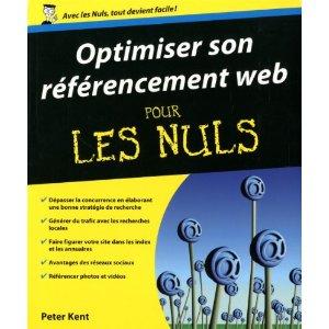 optimiser son référencement web pour les nuls, référencement seo, pour les nuls