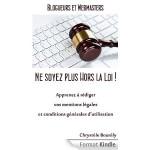 chrystèle bourély, mentions légales, conditions générales d