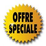"Sticker ""offre spéciale"""